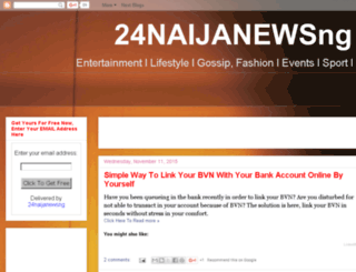24naijanewsng.com screenshot