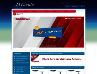24tackle.com screenshot