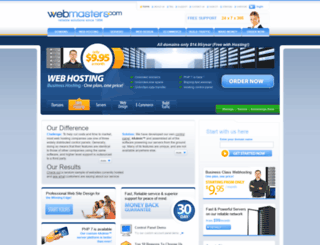 26.webmasters.com screenshot
