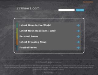 274news.com screenshot