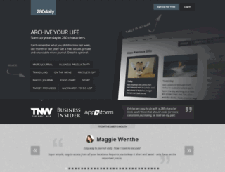 280daily.com screenshot