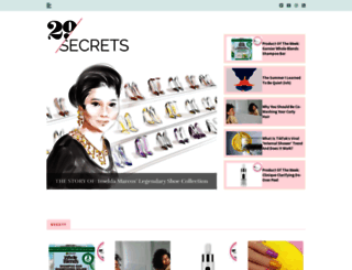29secrets.com screenshot