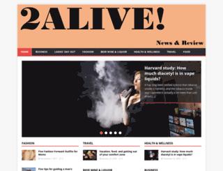 2alive.com screenshot