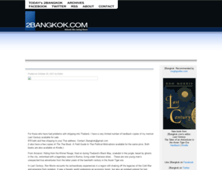 2bangkok.com screenshot