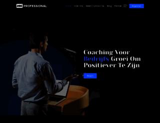 2beprofessional.nl screenshot