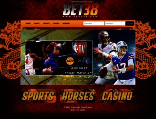 2bet38.com screenshot