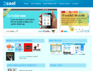 2coolcode.com screenshot