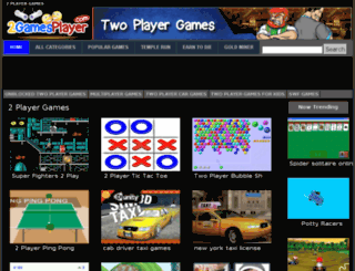 2gamesplayer.com screenshot