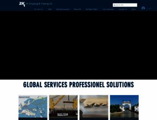 2k.com.tr screenshot
