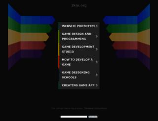 2kin.org screenshot