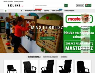 2kliki.pl screenshot