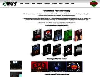 2knowmyself.com screenshot