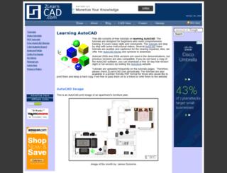 2learncad.com screenshot