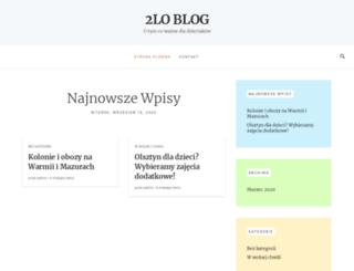 2lo.bydgoszcz.pl screenshot