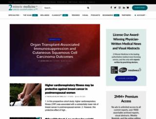 2minutemedicine.com screenshot