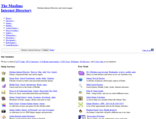 2muslims.com screenshot