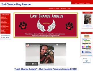 2ndchance.rescuegroups.org screenshot