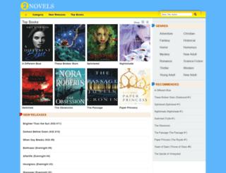 2novels.net screenshot