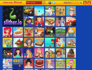 2oyun.com screenshot