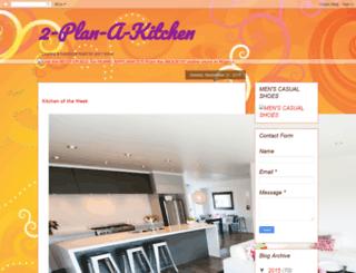 2planakitchen.blogspot.com screenshot