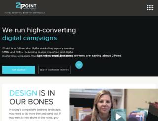 2pointsolutions.com screenshot