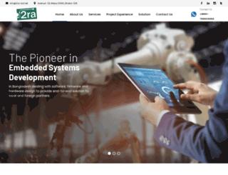 2ra-bd.com screenshot