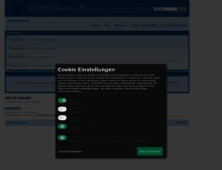 2radforum.de screenshot