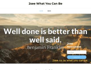 2see.co.za screenshot