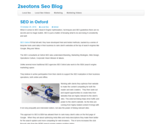 2seotons.com screenshot