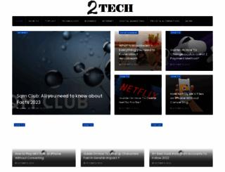 2tech.net screenshot