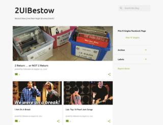 2uibestow.blogspot.com screenshot
