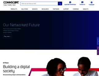 2wire.net screenshot