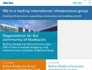2ww.balfourbeatty.co.uk screenshot
