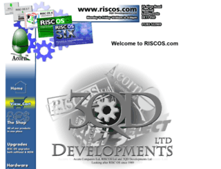 2ww.riscos.com screenshot