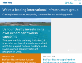 2www.balfourbeatty.co.uk screenshot