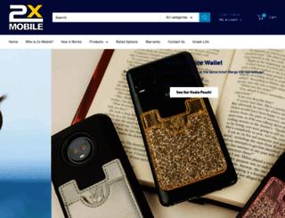 2xmobile.com screenshot