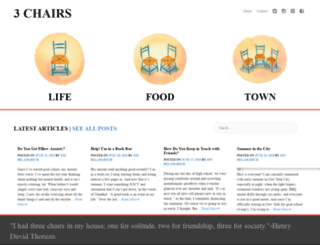 3-chairs.com screenshot