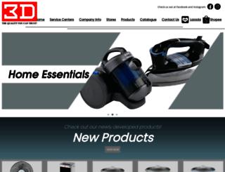 3-d.com.ph screenshot