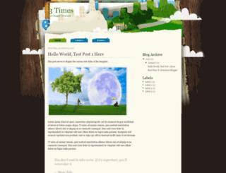 3-times-bmt.blogspot.com screenshot
