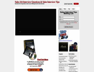 30-60-90-day-sales-plan.com screenshot