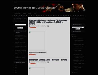 300mbunited.blogspot.com screenshot
