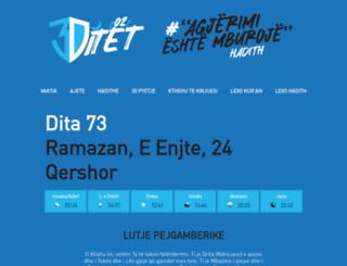 30ditet.com screenshot