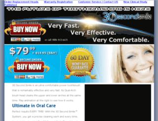 30smile.com screenshot