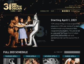 31days.tcm.com screenshot