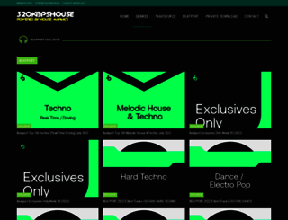 320kbpshouse.net screenshot