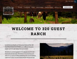 320ranch.com screenshot