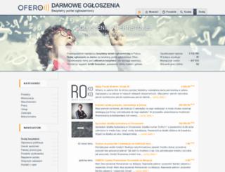 321ogloszenia.pl screenshot