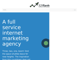 321rank.com screenshot
