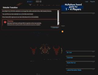 34thinf.enjin.com screenshot