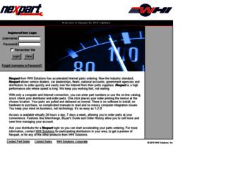3500954.nexpart.com screenshot